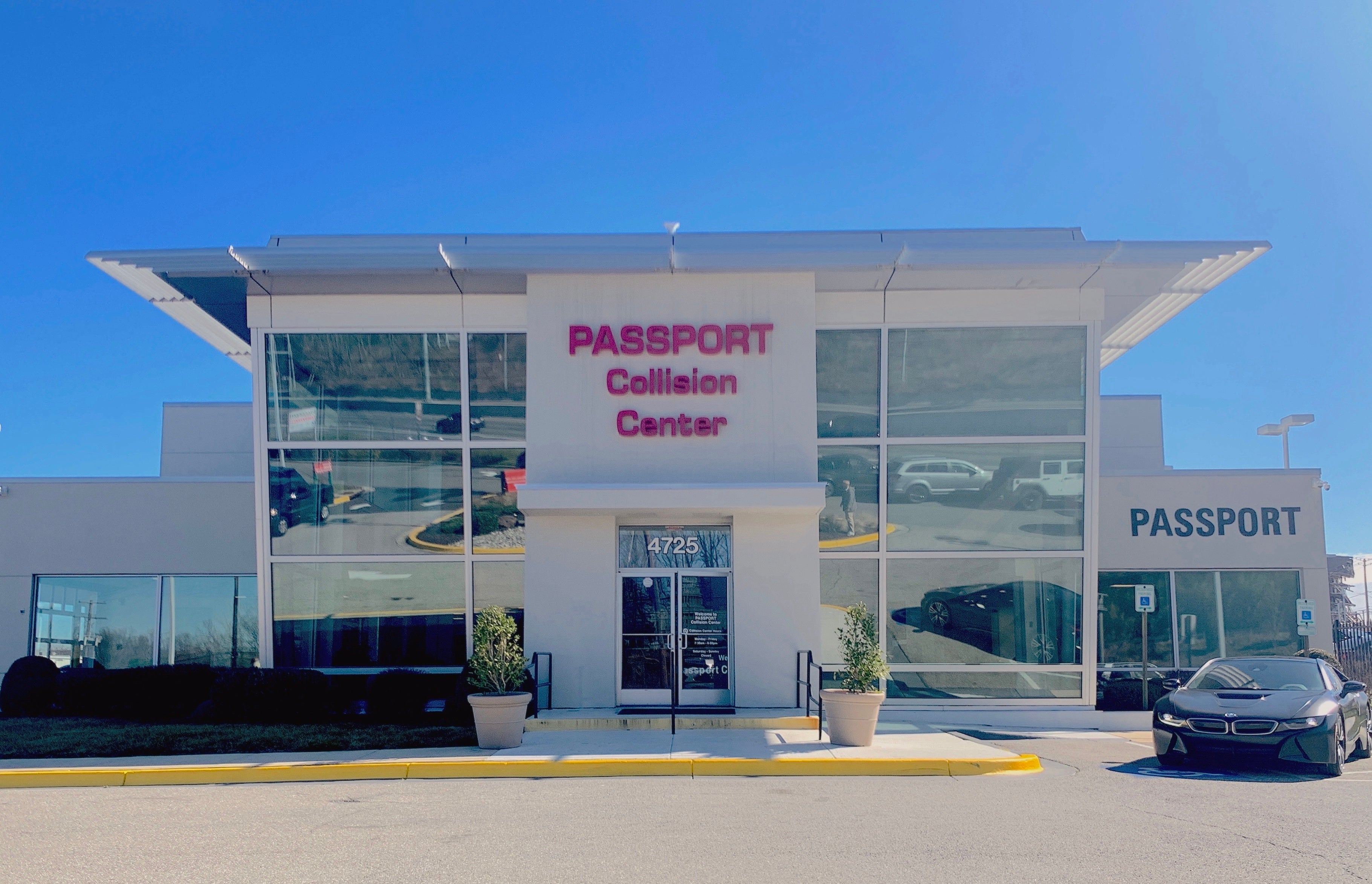 passport collision center in suitland md passport collision center in suitland md